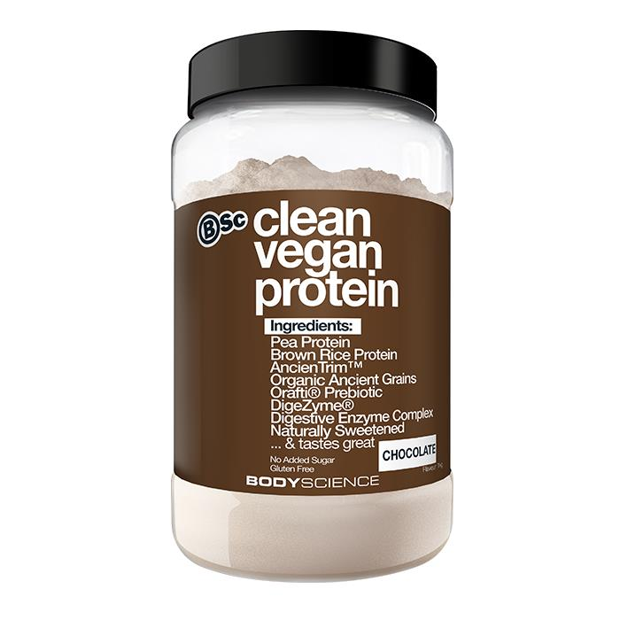 Body Science BSc Clean Vegan Protein 1kg