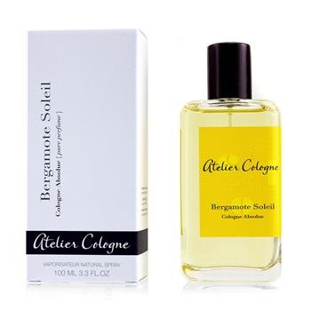 Atelier Cologne Bergamote Soleil Cologne Absolue Spray 100ml/3.3oz Men's Fragrance