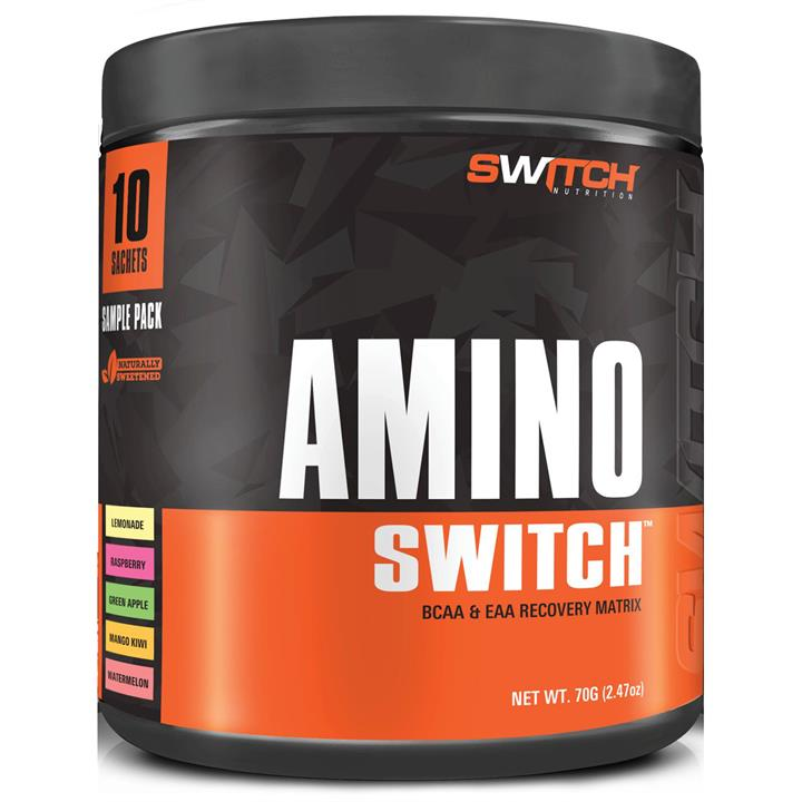Switch Nutrition Amino Switch 10 Serves