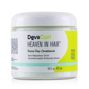 DevaCurl Heaven In Hair (Divine Deep Conditioner - For All Curl Types) 473ml/16oz Hair Care