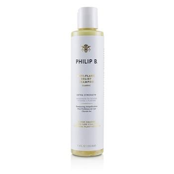 Philip B Anti-Flake Relief Shampoo - # Classic (Extra Strength moderate To Severe Itching + Flaking) 220ml/7.4oz Hair Care