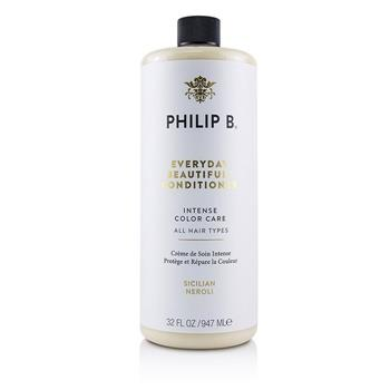 Philip B Everyday Beautiful Conditioner (Intense Color Care - All Hair Types) 947ml/32oz Hair Care