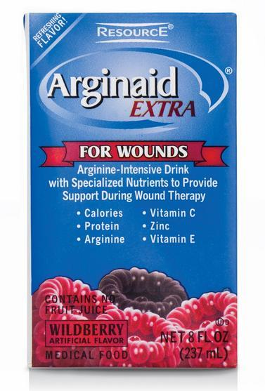 Arginaid Extra For Wounds Wildberry 237ml X 27