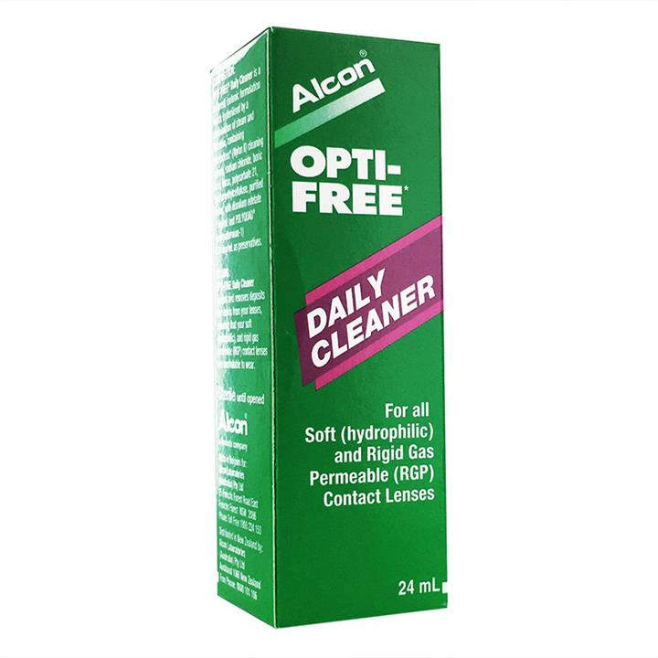 Alcon Opti-Free Daily Cleaner 24ml