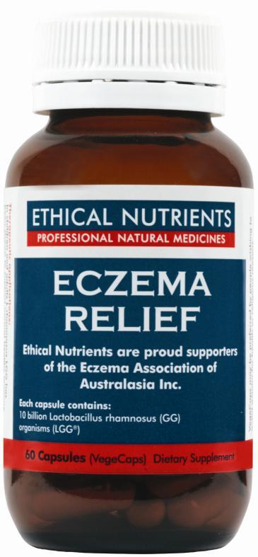 Ethical Nutrients Eczema Relief Cap X 60 **REF**