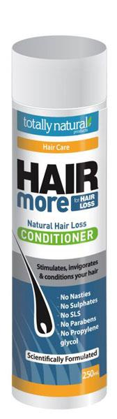 Totally Natural Hair More For Hair Loss Conditioner 250ml