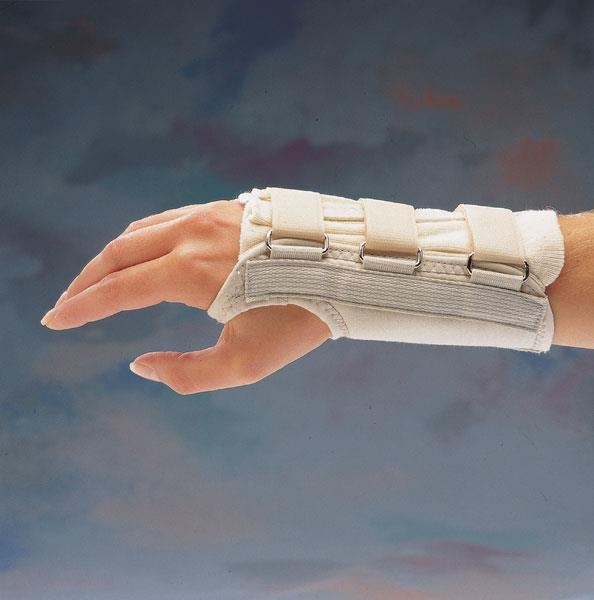 Surgical Synergies D Ring Wrist Brace (left, small)