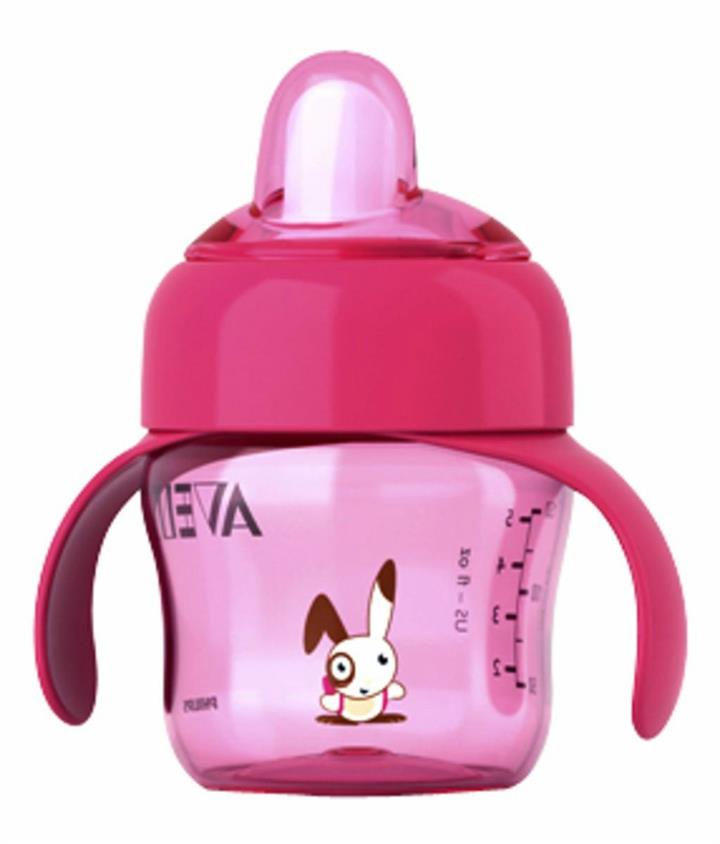 Avent Cup With Soft Spout And Handles (6 Months+) 200ml