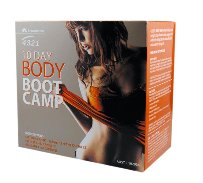 4.3.2.1 Body Boot Camp 10 Days