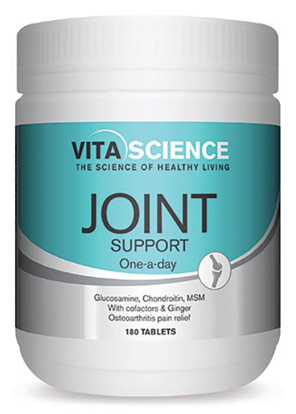 VitaScience Joint Support Tab X 180