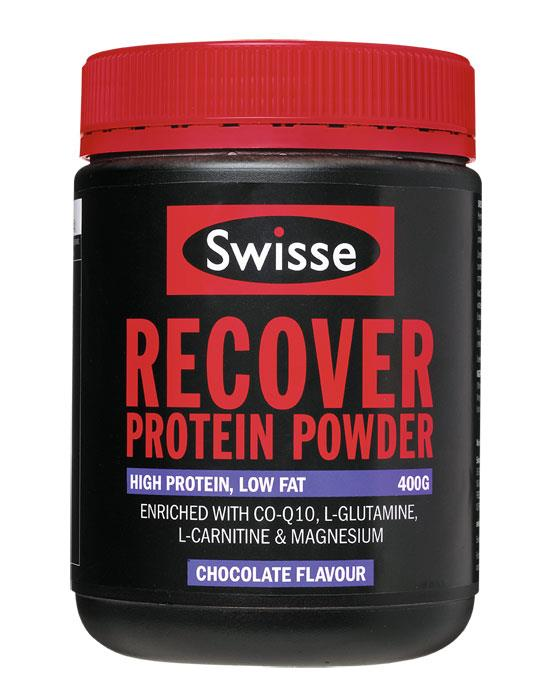 Swisse Active Recover Protein Powder Chocolate 400g