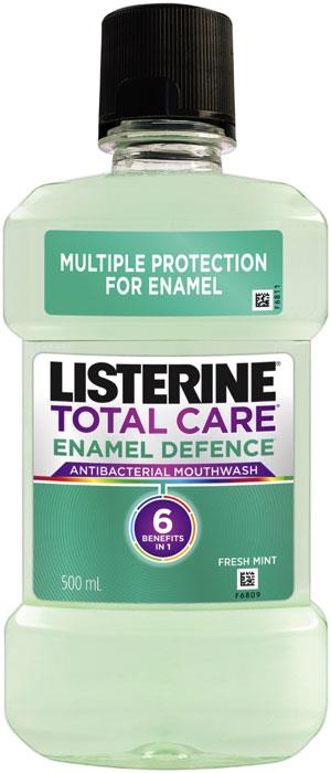 Listerine Enamel Defence 500ml (Expiry March 2016)