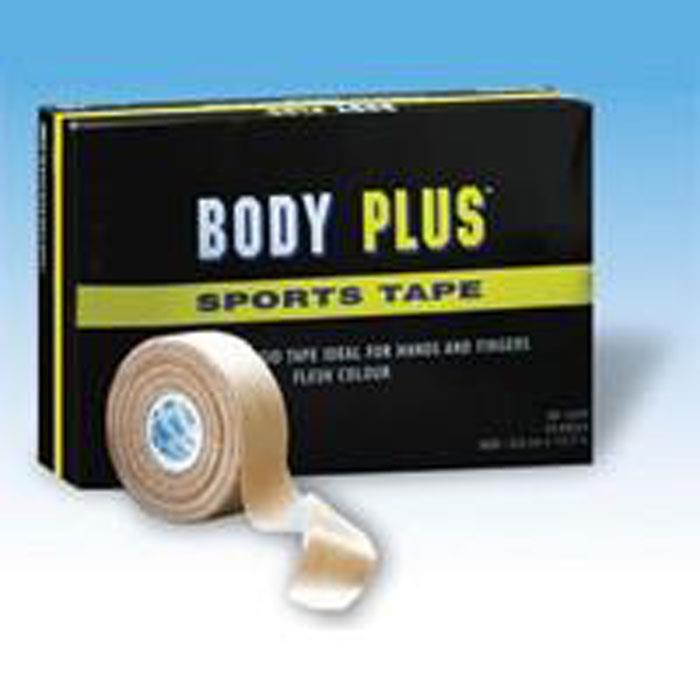 Body Plus Sports Strapping Tape 2.5cm X 13.7m