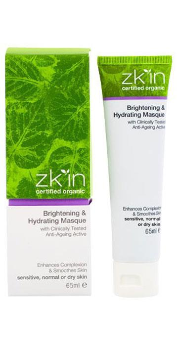 Zk'in Brightening & Hydrating Masque 65ml