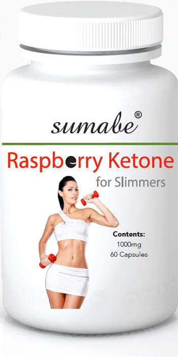 Sumabe Raspberry Ketone For Slimmers Cap X 60