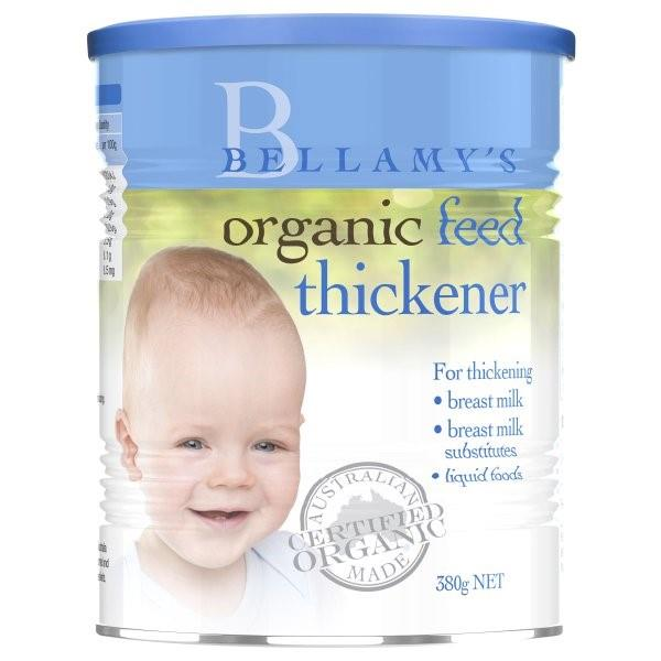 Bellamy's Organic Feed Thickener 380g