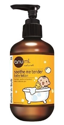 anumi Soothe Me Tender – Baby Lotion 250ml