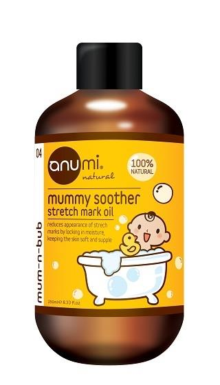 anumi Mummy Soother Stretch Mark Oil 250ml