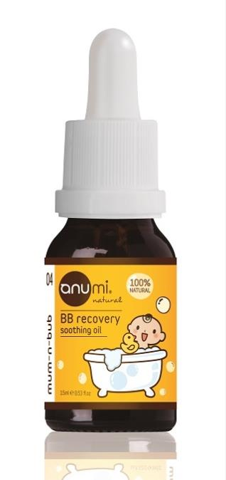 anumi BB Recovery – Soothing Oil 15ml