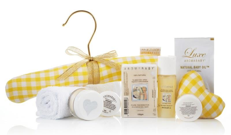 Aromababy Travel Kit
