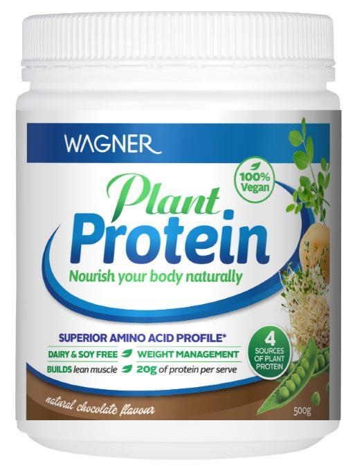 Wagner Plant Protein Chocolate 500g