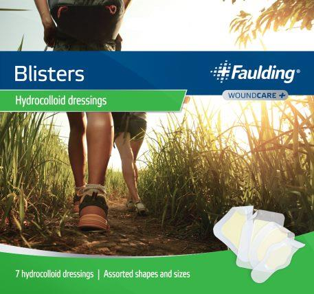 Faulding Blisters Wallet Pack X 7