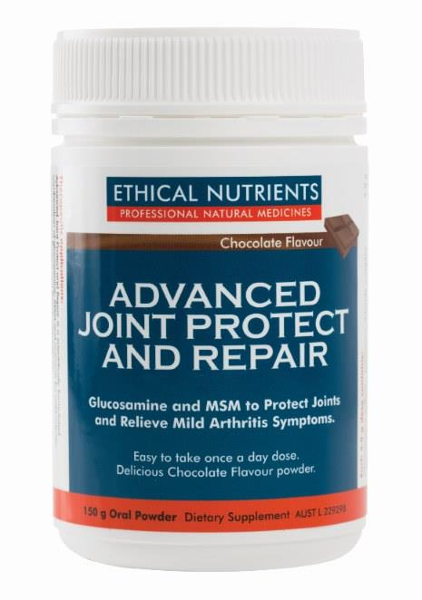 Ethical Nutrients Advanced Joint Protect & Repair (Chocolate Flavour) 150g