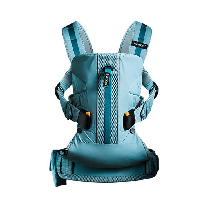BabyBjorn Baby Carrier One Outdoors – Turquoise