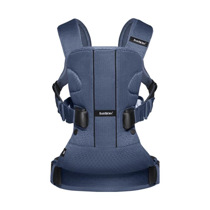 BabyBjorn Baby Carrier One Air – Navy Mesh