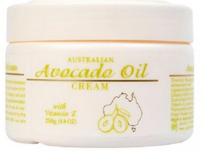 G&M Avocado Oil Cream 250g