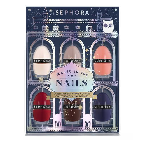 Sephora Collection Magic In The Nails   Nail Polish Set (Limited Edition 2018)