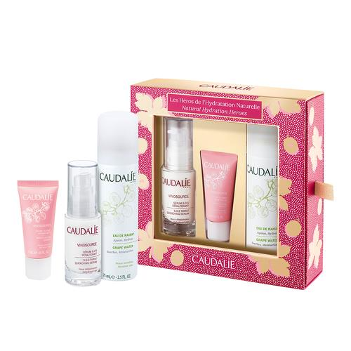 Caudalie Vinosource Natural Hydration Heroes Set (Limited Edition)