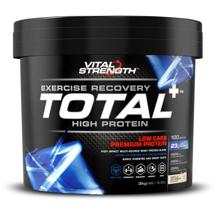 Vital Strength Total Protein Plus 3kg