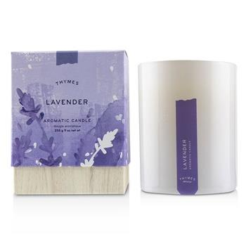 Thymes Aromatic Candle - Lavender 9oz Home Scent