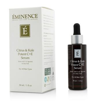 Eminence Citrus & Kale Potent C+E Serum - For All Skin Types 30ml/1oz Skincare