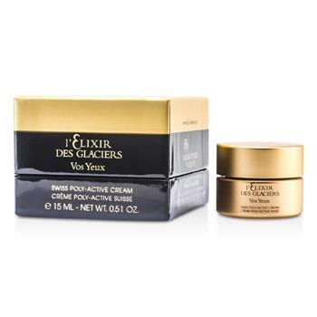 Valmont Elixir des Glaciers Vos Yeux Swiss Poly-Active Eye Regenerating Cream (New Packaging) 15ml/0.5oz Skincare