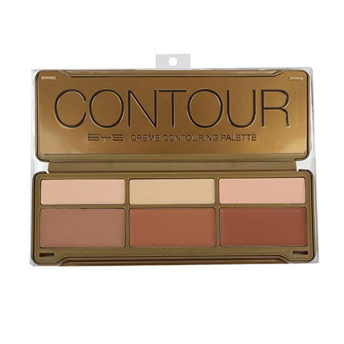 BYS Creme Contouring Palette Tin 20g
