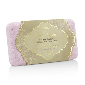 Sabon Body Butter (For Extremely Dry Skin) - Vanilla Coconut 100g/3.53oz Skincare