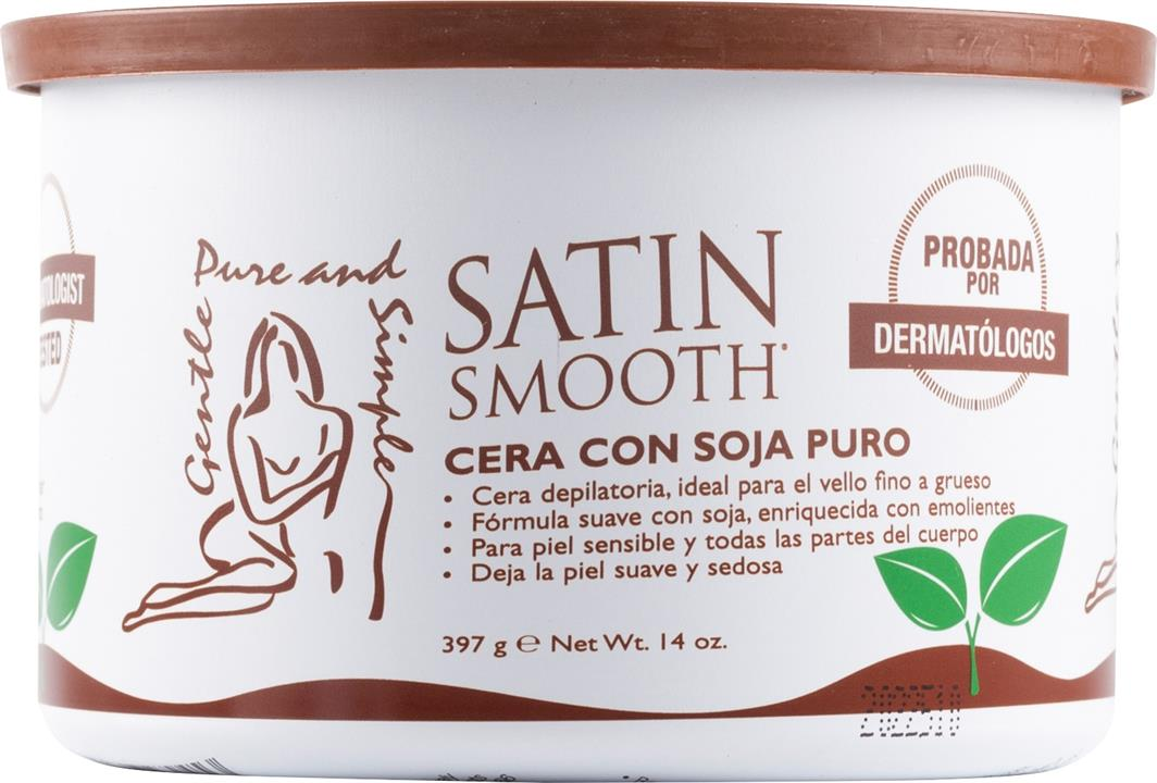 Satin Smooth Pure Soy Wax 397g