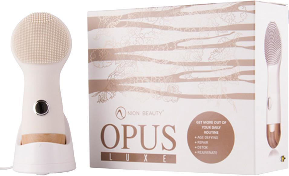 Nion Beauty Opus Luxe White/Wood
