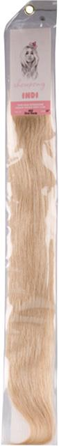 """Showpony 20"""" Indi Human Hair Tape Extensions 20 Pieces - #60 Silver"""