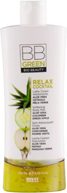 BB Green Relax Cocktail Softening Body Milk 250ml