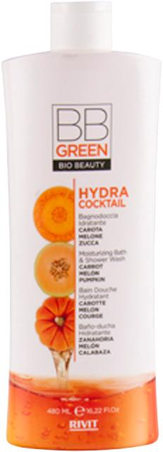 BB Green Hydra Cocktail Moisturizing Bath & Shower Wash 480ml