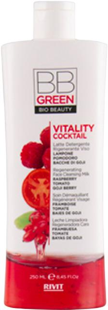 BB Green Vitality Cocktail Revitalizing Bath & Shower Wash 480ml
