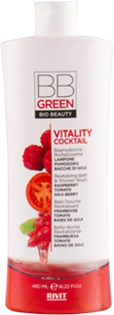 BB Green Vitality Cocktail Regenerating Face Cleansing Milk 250ml
