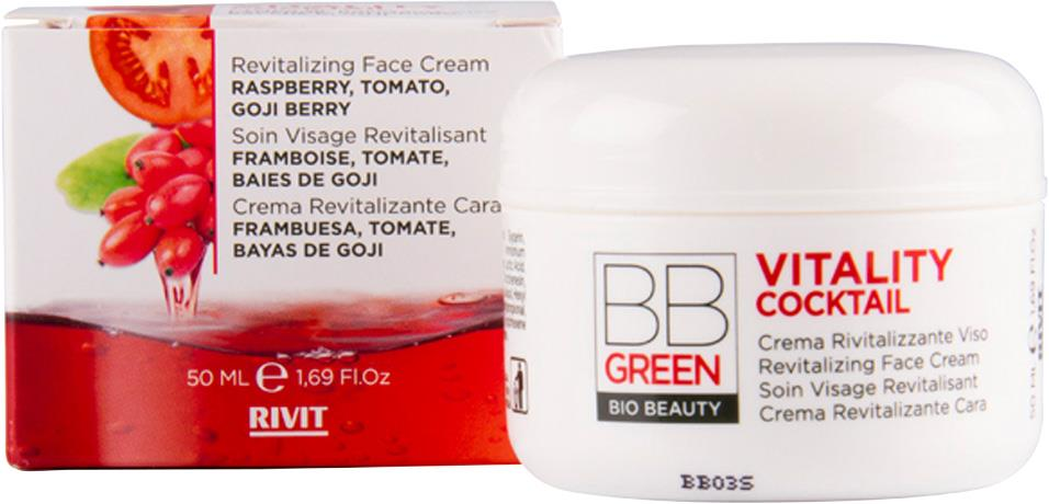 BB Green Vitality Cocktail Revitalizing Face Cream 50ml