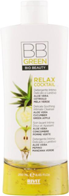BB Green Relax Cocktail Delicate Soothing Intimate Cleanser 250ml