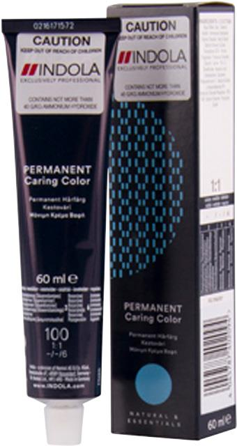 100 Indola Professional Permanent Caring Colour 60ml - Creator Natural