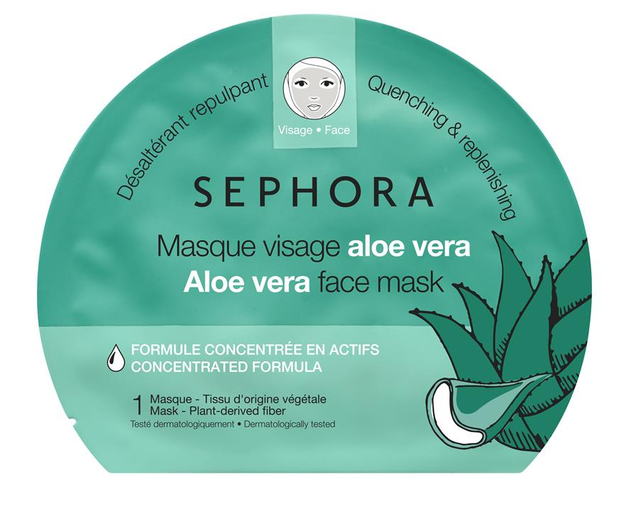 Sephora Collection Colorful Face Mask Aloe Vera