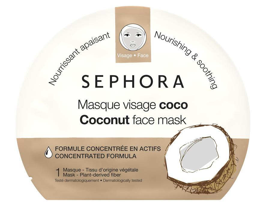 Sephora Collection Colorful Face Mask Coconut